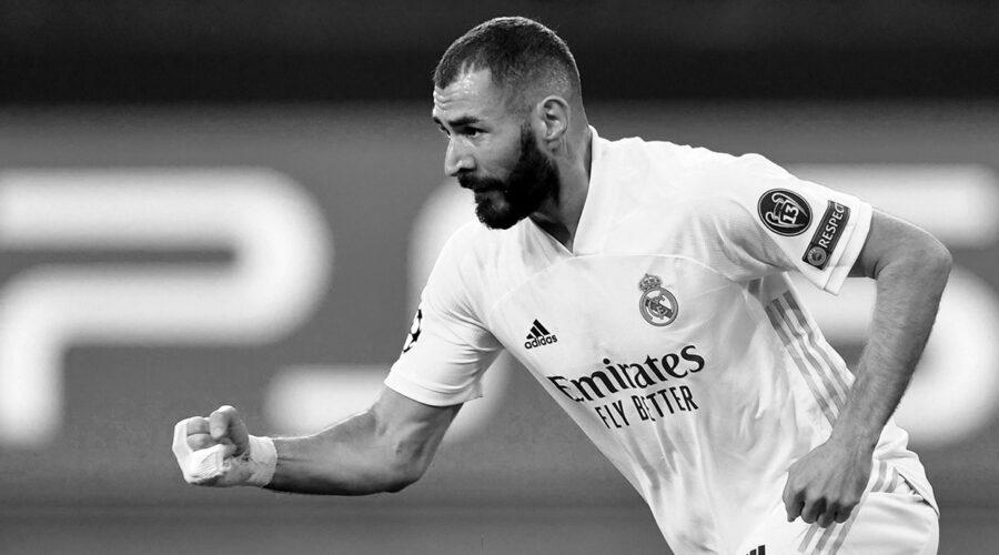 Borussia MG 2-2 Real Madrid | UCL
