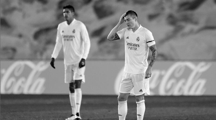 Real Madrid falls to Shakhtar Donestsk...again.