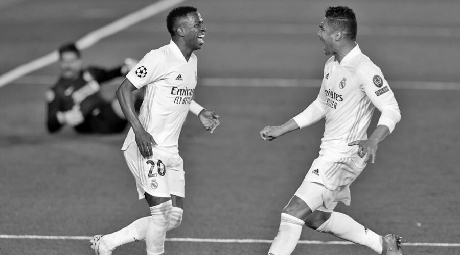 Real Madrid defeat Liverpool 3-1 in the UCL